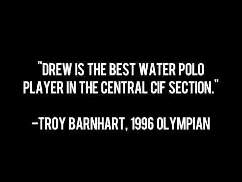 Drew Montes, water polo, 2-meter man,  El Diamante High School,  Class of 2014