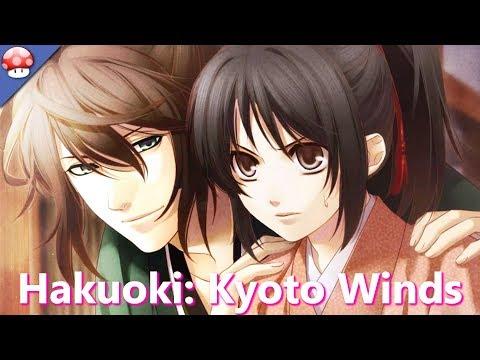 Hakuoki Kyoto Winds Gameplay (PC)