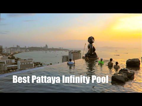 Best Infinity Pool in PATTAYA [by far]