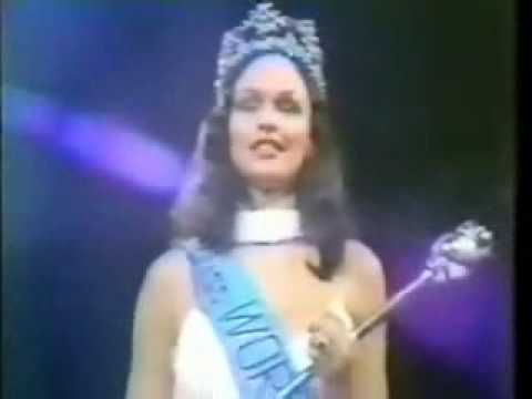 Bermuda's Gina Swainson Miss World 1979