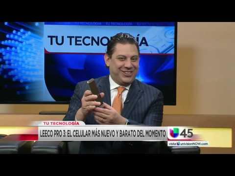 LeEco on Univision