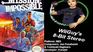 Mission: Impossible (NES) Soundtrack - 8BitStereo