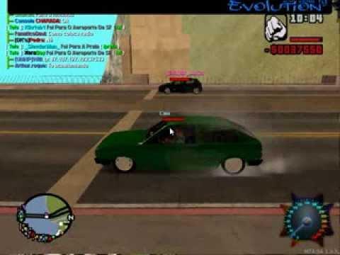Gol Turbo x Punto Turbo Gta San Andreas
