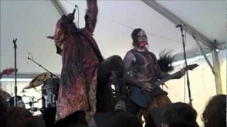 Dawn of Ashes - Conjuration of the Maskim's Black Blood (SXSW live on 3-18-11)