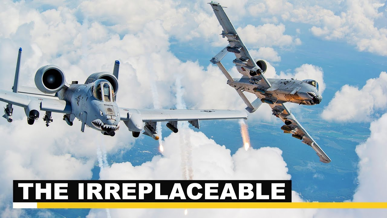 The Only Reason Why U.S. Military Can't Kill the A-10 Warthog