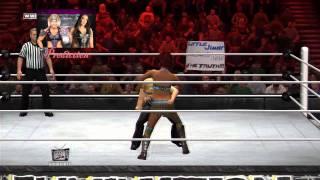 WWE Elimination Chamber: Beth Phoenix(C) vs Tamina Snuka Divas Championship