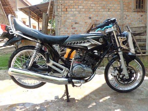 Cah Gagah Video Modifikasi Motor Yamaha Rx King Keren