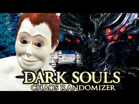 Dark Souls Chaos Randomizer Challenge : Sen's Fun House