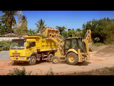 Cat® 426F2 Backhoe Loader Overview