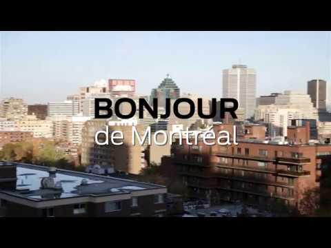 Hello from Montréal | Framestore