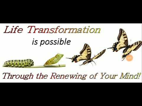 TRANSFORMATION OF THE MIND💫 TWINFLAME SOULMATE Bible Study