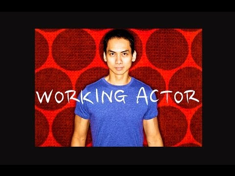 How to be an actor on tv?