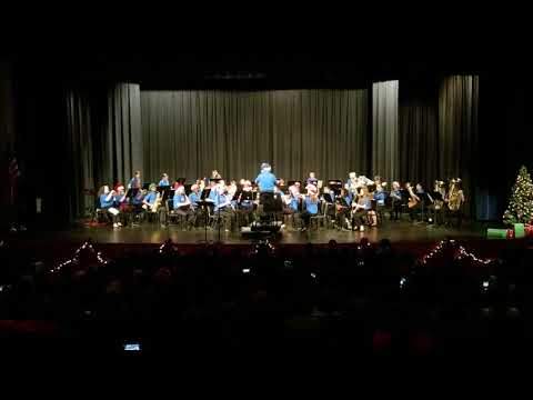 Allison Traditional Magnet Middle School Christmas 2017 7th Grade