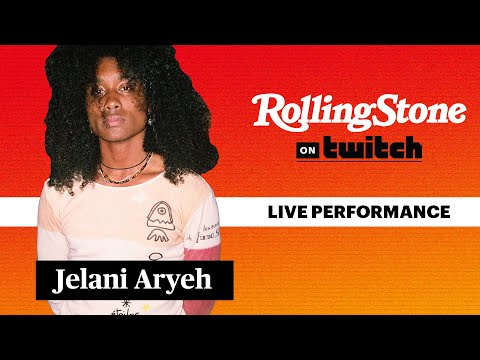 Jelani Aryeh performs live!