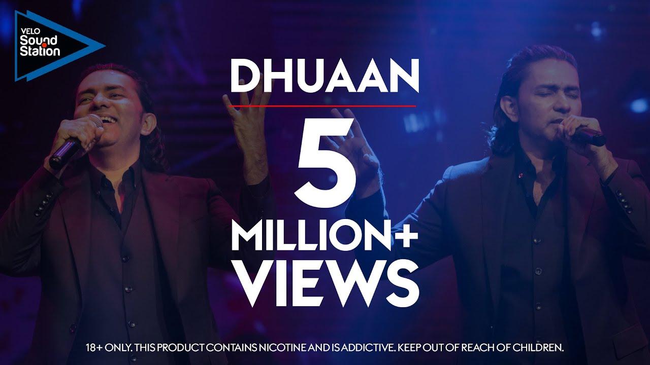 Download Sajjad Ali   Dhuaan   VELO Sound Station 2020