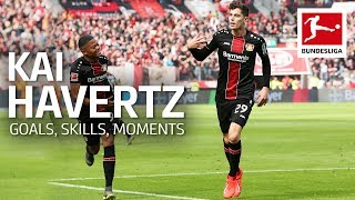 Best of Kai Havertz - Best Goals, Skills, Funniest Moments and More