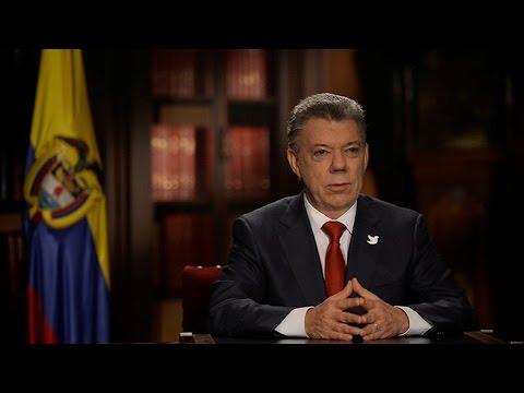 EN VIVO: Juan Manuel Santos da un discurso tras la victoria del 'No' en el plebiscito por la paz