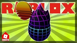 Event How to win the egg (Retro Egg, The Geometric) from Easter Roblox 2019