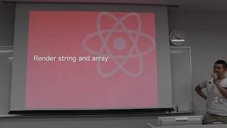 React v16 and beyond React Fiber -HTML5 Confrence 2017- thumbnail