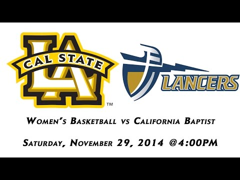 Cal State L.A. Women's Basketball vs California Baptist