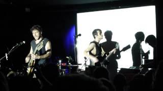 ABBY - Monsters - live STRØM Munich München 2013-10-18