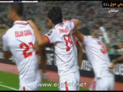 اهداف مباراة الزمالك والوداد المغربى| دورى ابطال افريقيا | 16-9-2016 ||