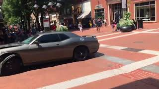 RAW: Video shows a car driving into counter-protesters in Charlottesville, Virginia