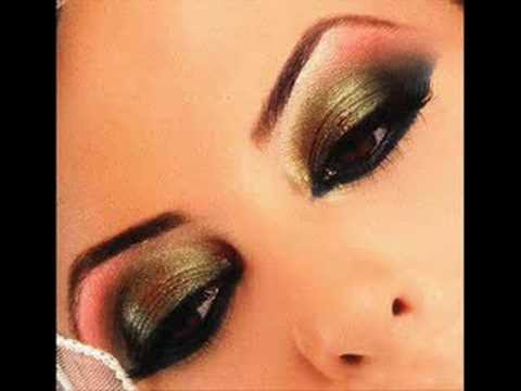 Colorful Arabic Makeup {Makeup Geek} - YouTube