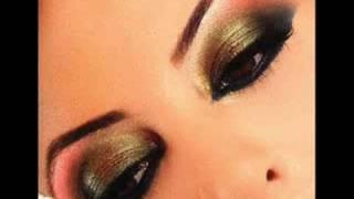 Colorful Arabic Makeup {Makeup Geek}