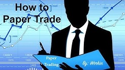 How to Paper Trade Bitcoin (or any asset) for Free!