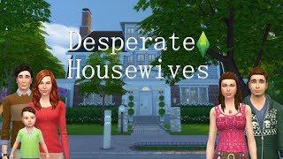 Дом Бри Ван де Камп в Sims 4 (Отчаянные домохозяйки)