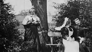 Томми Аткинс в парке немая комедия 1898 год