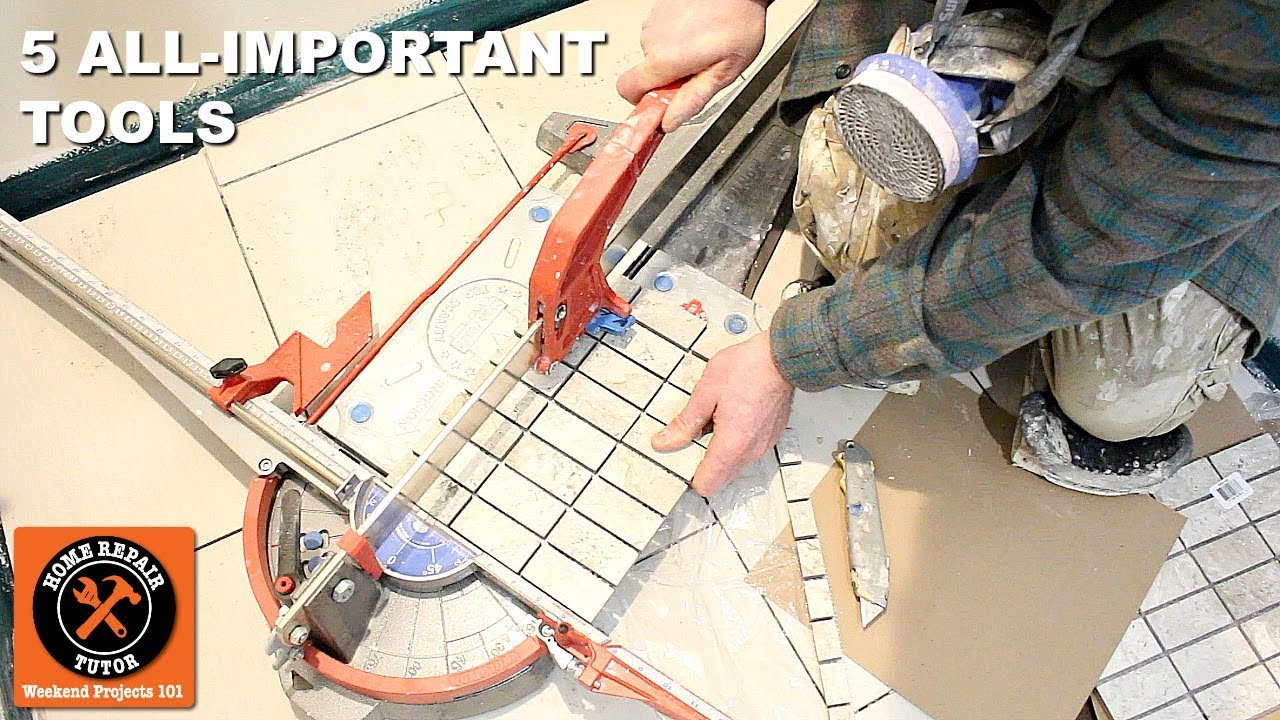 Tools For Tile Installation