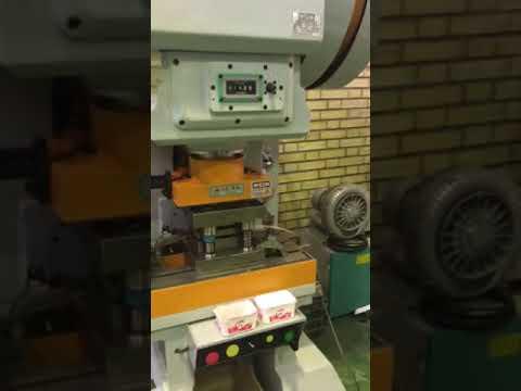 30ton mechanical power press punching machine,sheet metal hole punch machine
