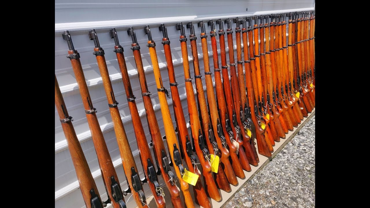 Buy Military Surplus Firearms | The Mosin Crate