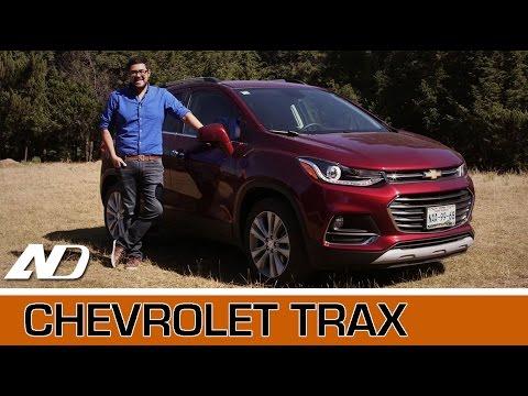 Chevrolet Trax Tracker La Lavada De Cara Le Vino Bien Youtube