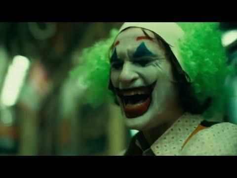 Joker Joaquin Phoenix Laugh Scene Trailer | Joker 2019