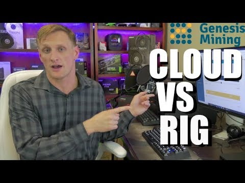 Genesis Mining Vs GPU Mining (The Truth...)