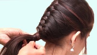 Everyday Hairstyles For Long hair || Party/wedding hairstyles || hair style girl || easy hairstyles