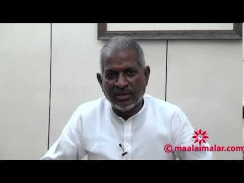 Ilayaraja Interview by video.maalaimalar.com