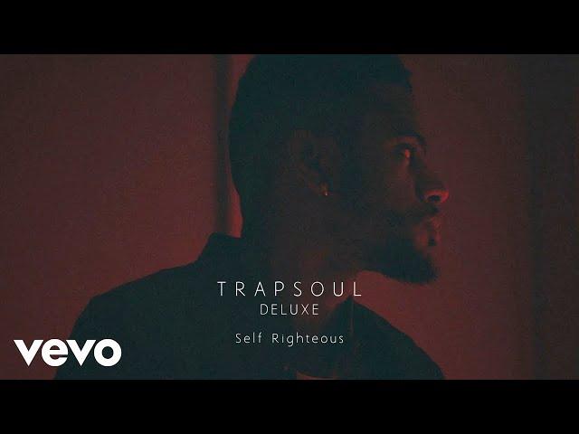 Bryson Tiller - Self Righteous (Visualizer)