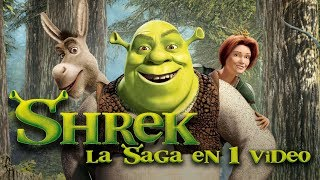 Shrek: La Saga en 1 Video