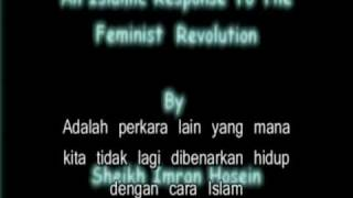 Respon Islam Terhadap Revolusi Feminis Bah. 4