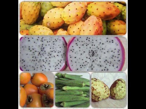 Ananas mit Feigenkaktus zum Abnehmen