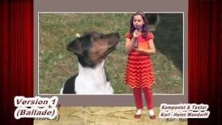 Sissi Liedvorstellung - Paula mein kleiner Superstar
