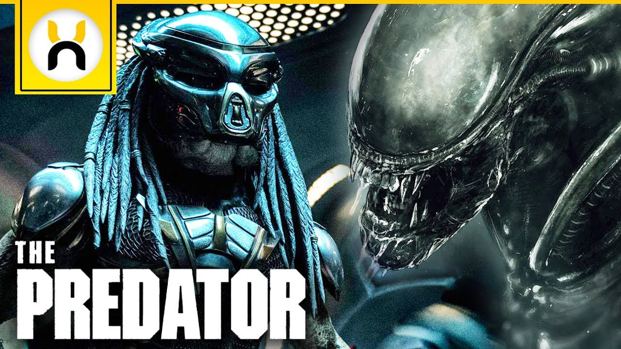 How The Predator 2018 Connects To Alien Vs Predator Explained