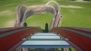 the lone star texas giant pov planet coaster rmc iron horse