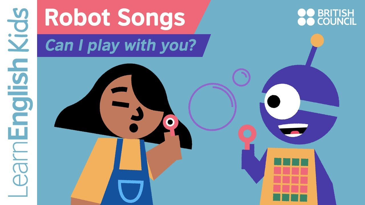 Robot Songs: Can I play with you?