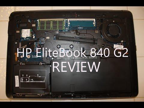 HP EliteBook 840 G2 Review