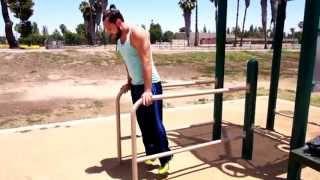 Calisthenics Bars Street Workout L.A.